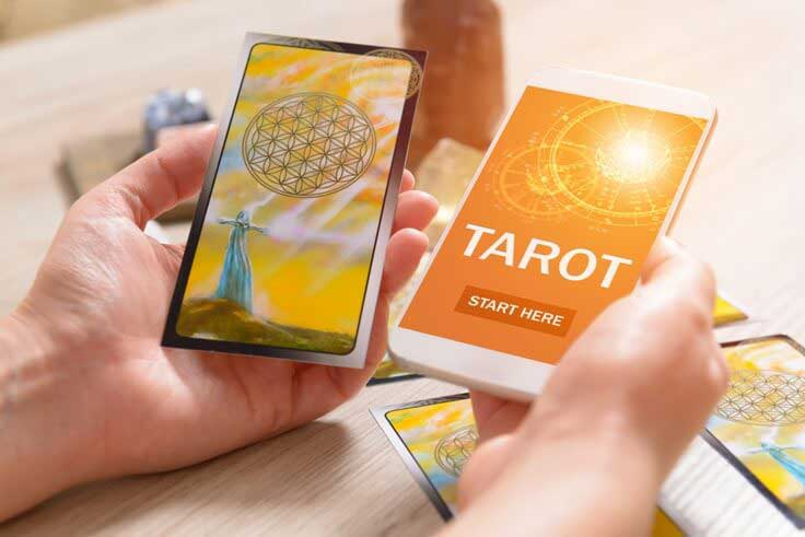 Tarot Reading Online – Your 21st Century Psychic Search Algorithm